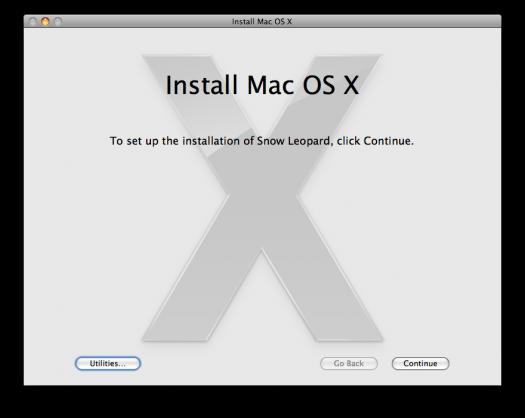 Mac OS X Snow Leopard 01