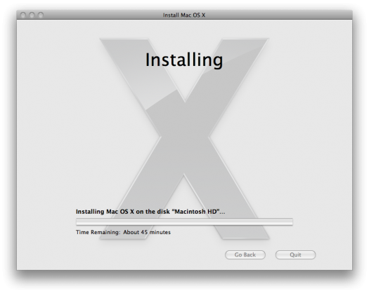 Mac OS X Snow Leopard 03