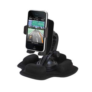 iPhone dash mount