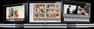 "Rodzina MacBook Pro na 2009 - 13"", 15"" i 17"""