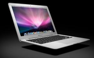 MacBook Air - najcieńszy