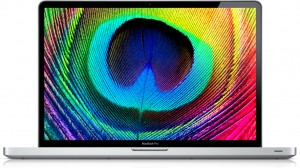 "MacBook Pro 17"" unibody"